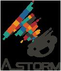 A.strom Logo